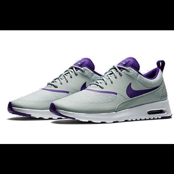 nike air max thea purple